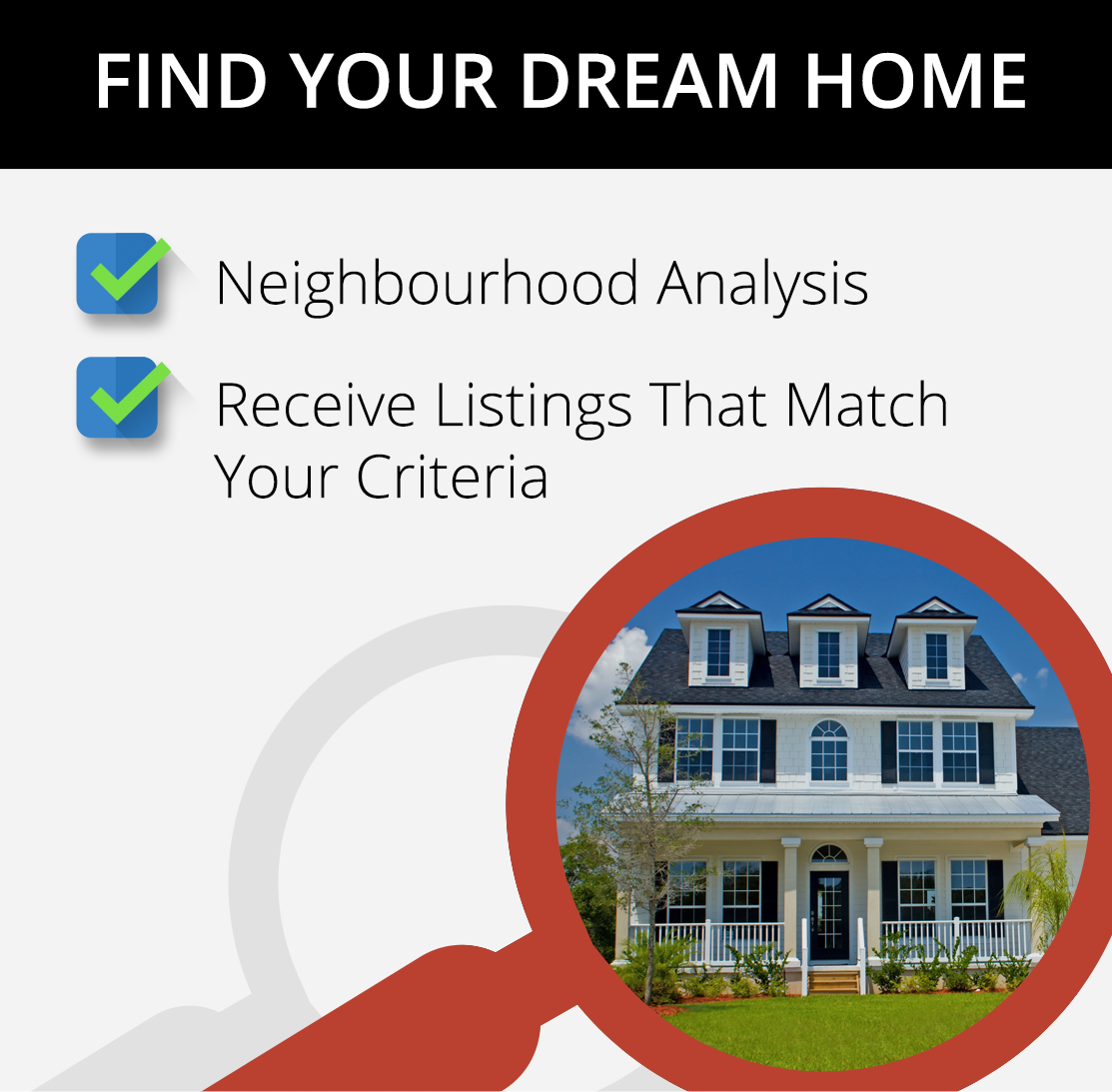 Find your dream home king township real estate the for Dream home search